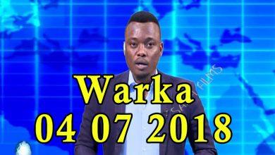 WARKA 04 07 2018 Gudiga la socodka xariyaarada xoolaha Soomaaliya oo sheegay war lagu farxo