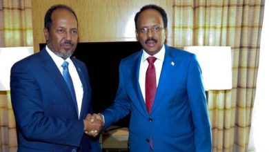 Photo of Farmajo Meets Former President In Turkey, Discuss Key Issues