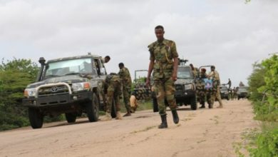 Military Movement Underway In Lower Jubba Region