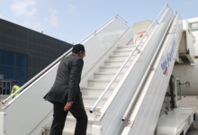 Somali President Jets Off To Brussels For Summit