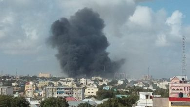 Photo of Breaking News: Heavy explosion hit Interior Ministry Mogadishu