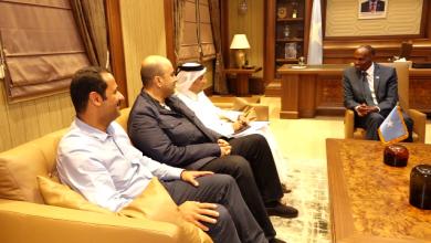 Somali PM Receives Qatari Delegation In Mogadishu