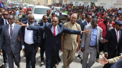 Photo of Somali PM Welcomed In Qardho Town, Puntland