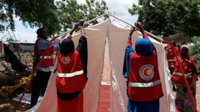 Photo of 5 Somali Red Crescent aid workers kidnapped
