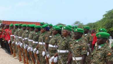 Photo of Allied forces in joint operation to flush out militants in S. Somalia