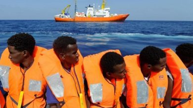 Photo of Migrant ship Aquarius again searching for nation to accept refugees