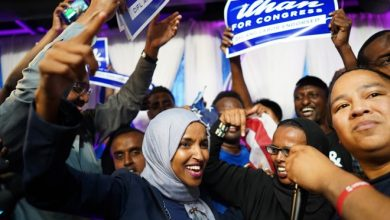 Photo of Ilhan Omar one step closer to Congress after clinching Democratic nod