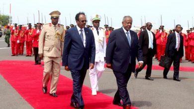 Photo of President Farmajo expected to travel to Djbouti