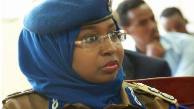 Photo of Meet Somalia's youngest and first ever female deputy police chief