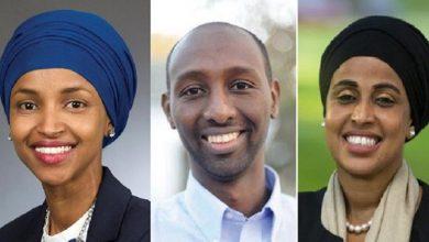 Photo of The three Somali-Americans bossing Minnesota legislative politics