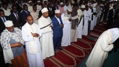 Photo of With prayers, sacrifices, Muslims in Somalia celebrate Eid-Al-Adha