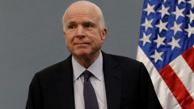Photo of John McCain, senator and former presidential candidate, dies at 81 By Stephen Collinson