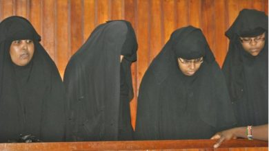 Photo of Woman denies links with Al-Shabaab and connection with terror