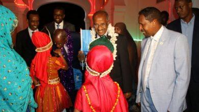 Photo of Mogadishu Mayor Welcomes Eritrean Delegation