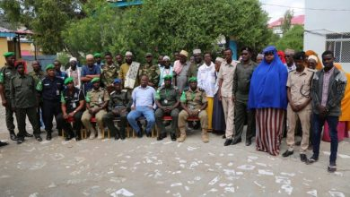 Photo of Jubbaland Residents Agree To Counter Violent Extremism