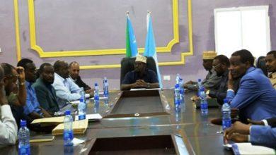 Photo of Jubaland State Cabinet Holds Emergency Meeting In Kismayo