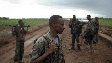 Photo of Suspected Militants Attack Army Official's Residence In Somalia