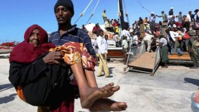 Photo of UNHCR Aids Return Of Over 2,000 Somali Refugees From Yemen