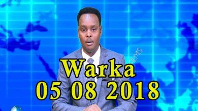 Photo of WARKA 05 08 2018 Culimada Soomaaliyeed oo ka shiray nin diinta Islaamka u gefay oo magaalada Galkacyo ku sugan