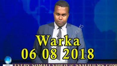 Photo of WARKA 06 08 2018 Madaxweynihii ismaamulka Soomaalida Itoobiya Cabdi Maxamuud Cumar oo xilkii iska casilay