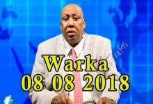WARKA 08 08 2018 Beelo Soomaaliyeed oo cabasho ka muujiyey qaabka Raisulwasaare Kheyre uu isgu shaandheeyey wasiirada