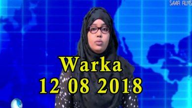 Photo of WARKA 12 08 2018 Dowlada Soomaaliya oo mamnuucday in gaadiidka xamuulka lagu raro wax tankooda dhaansan