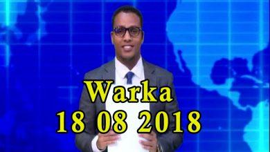 WARKA 18 08 2018 Raisulwasaare Kheyre oo ardayda Soomaaliyeed ee Sudan wax ka barata u fuliyey codsi usoo jeediyeen