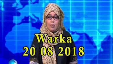 WARKA 20 08 2018 Madaxweyne Farmaajo oo hambalyada munaasibada ciida u diray shacabka Soomaaliyeed