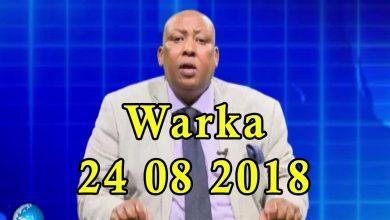 Photo of WARKA 24 08 2018 Buundo laga dhisay magaalada Mineapolis dalka Mareykanka oo loogu magac daray nin Soomaali ah