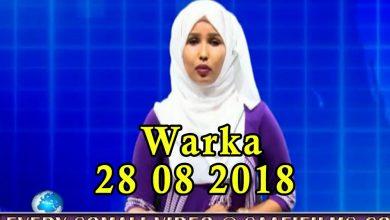 WARKA 28 08 2018 Beesha caalamka iyo dowlada Soomaaliya oo kawada shiray dhaqaalaha dalka iyo lacagta cusub