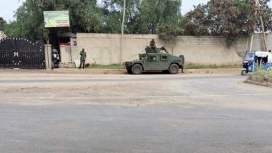 Photo of Tension Brews As Ethiopian Troops And Tanks Roll Into Jigjiga Town