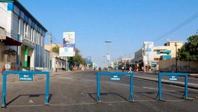 Photo of Parts Of Mogadishu Streets Locked Down