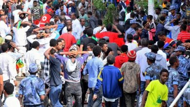 Photo of Ethiopia charges five with terrorism over grenade attack at PM's rally