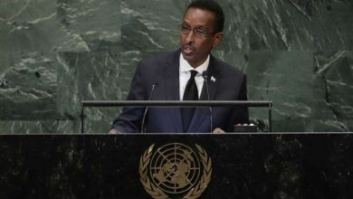 Photo of Somali FM calls for end to UN arms embargo