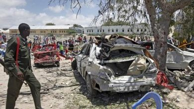 Photo of 2 children among 6 killed in Mogadishu suicide car blast