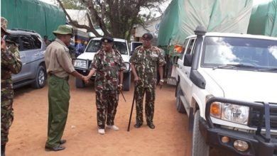 Photo of Kenyan Security Forces Seize Contraband Goods From Somalia