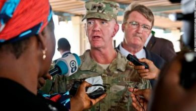 Photo of US Military Kills Two Al-Shabaab Members In New Airstrike
