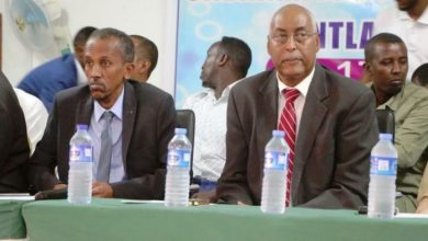 Photo of Puntland And Galmudug Vice President Reject Kismayo Declaration