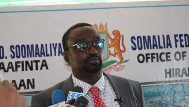 Photo of New Governor Appointed For Hiran Region In Central Somalia