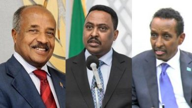 Photo of Ethiopian, Eritrean And Somali Foreign Ministers Arrive In Djibouti