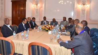 Photo of Somali Regional State President And ONLF Hold Peace Talks In Asmara