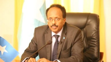 Photo of Somali President Set To Arrive In Asmara, Eritrea