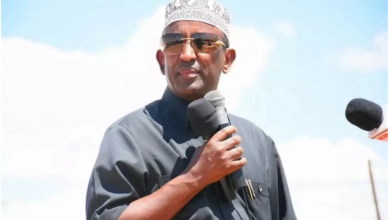Photo of Garissa Governor Ali Korane Condemns Al-Shabaab Attack On Bus