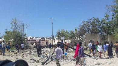 Photo of Nearly 10 Killed In Mogadishu Car Bomb Blast