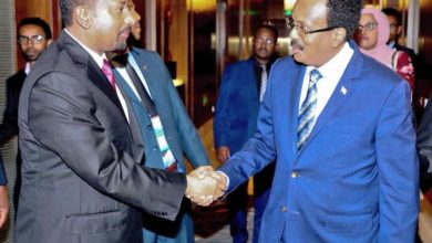 Photo of Somali President Holds Talks With Ethiopian PM In Beijing
