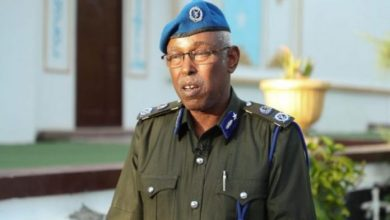 Photo of Somali Soldiers Detained Over The Murder Of A 9-Year-Old School Girl