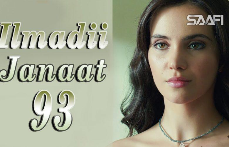 Ilmadii Janaat Part 93 – Musalsal Turki Af Soomaali