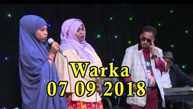 Photo of MASRAXA FURAN 07 09 2018 Majaajilo qosol iyo dhalinyaro codkooda iyo heesahooda tijaabinaya