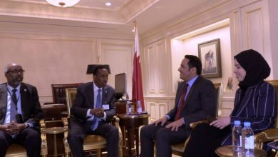 Photo of Somali Foreign Minister Meets With Russian, Qatari And Kosovo Counterparts
