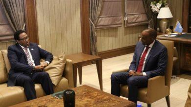Photo of Somali PM Meets With Djibouti Ambassador In Mogadishu